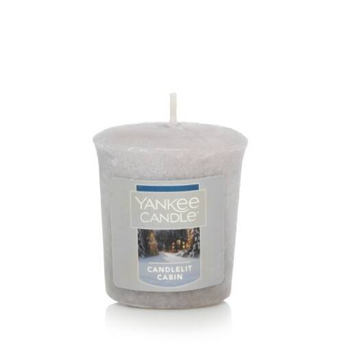 Yankee Candle Duftkerze «Candlelit Cabin» Votivkerze