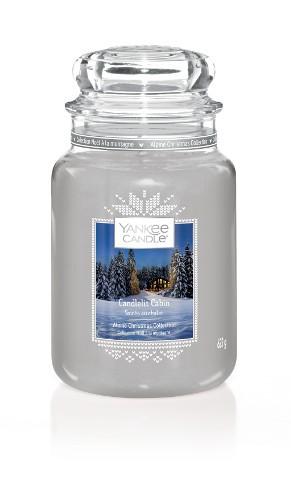 Yankee Candle Duftkerze «Candlelit Cabin» gross