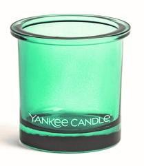 Yankee Candle «Pop Teal» Votivkerzen-/Teelichthalter