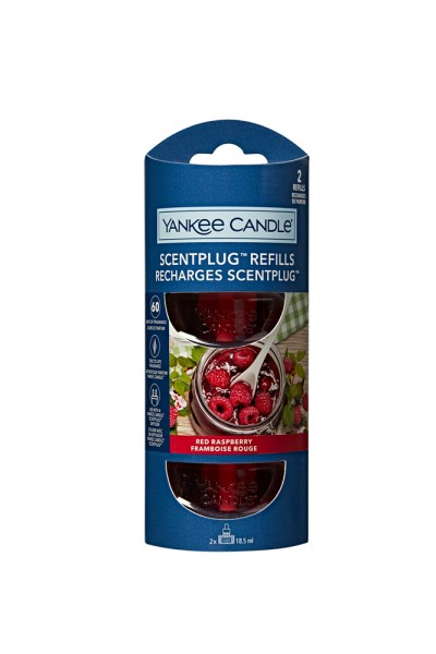 Yankee Candle Refill ScentPlug «Red Raspberry» 2x18.5ml