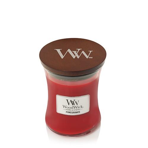WoodWick Duftkerze «Pomegranate» mittel