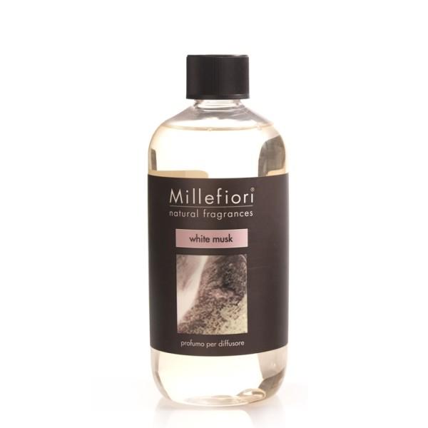 Millefiori Raumduft «White Musk» Refill 500ml