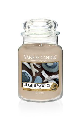Yankee Candle Duftkerze «Seaside Woods» gross