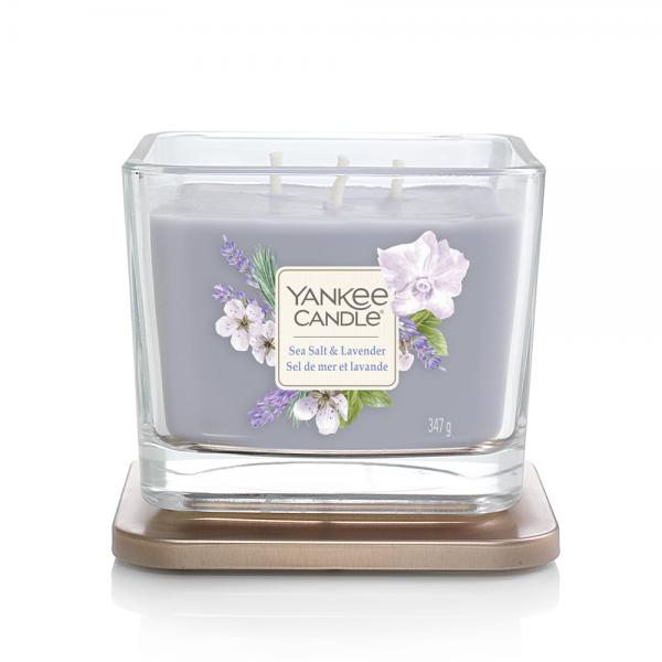 Yankee Candle Raumduft Elevation «Sea Salt & Lavender» mittel