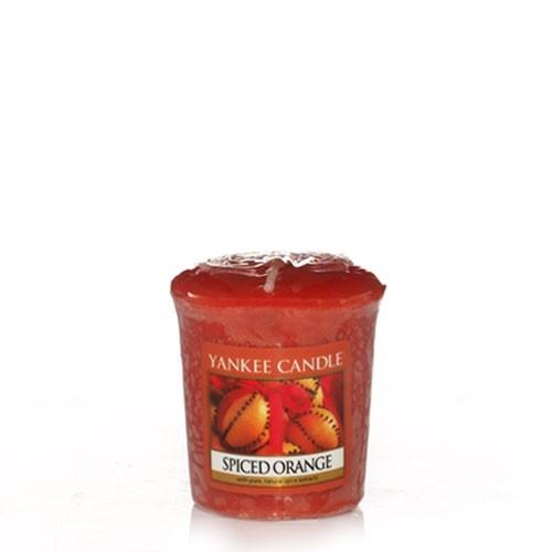 Yankee Candle Duftkerze «Spiced Orange» Votivkerze