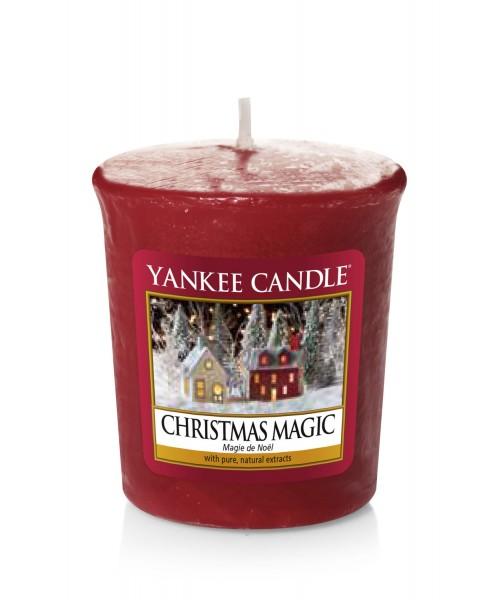 Yankee Candle Duftkerze «Christmas Magic» Votivkerze