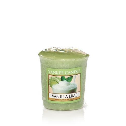 Yankee Candle Duftkerze «Vanilla Lime» Votivkerze