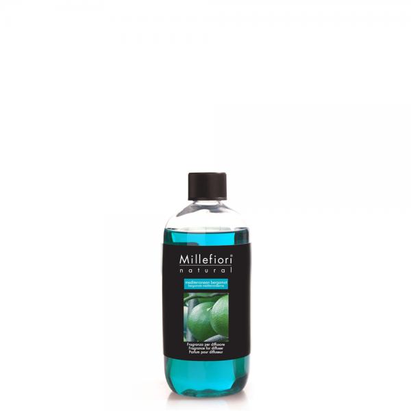 Millefiori Refill «Mediterranean Bergamot» 500 ml