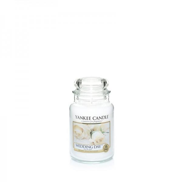 Yankee Candle Duftkerze «Wedding Day» klein (small Jar 104g)