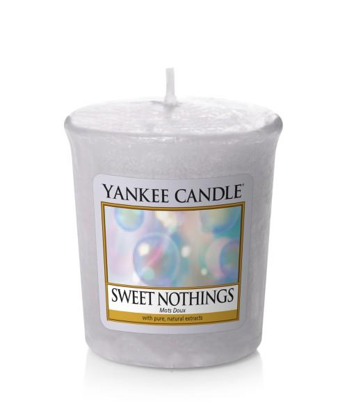Yankee Candle Duftkerze «Sweet Nothings» Votivkerze