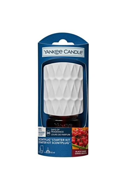 Yankee Candle ScentPlug «Organic Pattern Black Cherry Starter Kit » 18.5ml