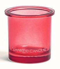Yankee Candle «Pop Coral» Votivkerzen-/Teelichthalter