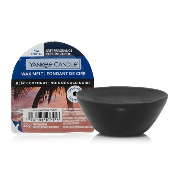 Yankee Candle «Black Coconut» Wax Melt