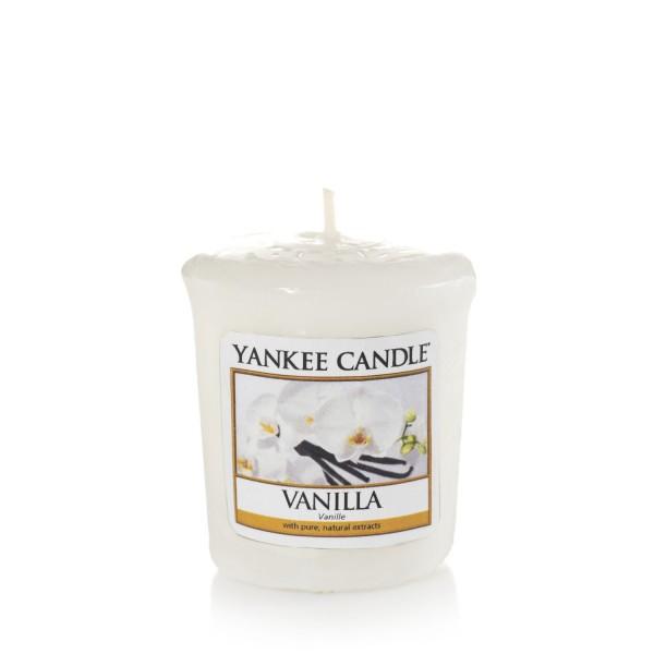 Yankee Candle Duftkerze «Vanilla» Votivkerze