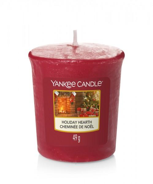 Yankee Candle Duftkerze «Holiday Hearth» Votivkerze