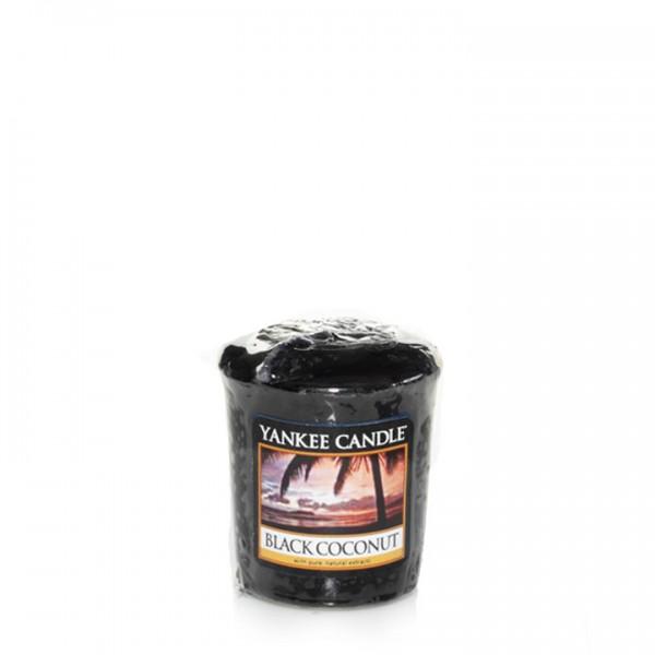 Yankee Candle Duftkerze «Black Coconut» Votivkerze