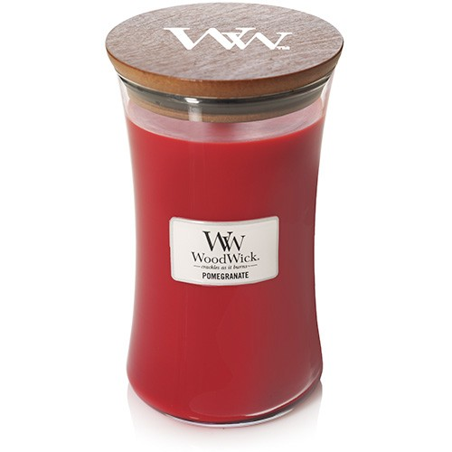 WoodWick Duftkerze «Pomegranate» gross