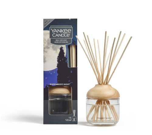 Yankee Candle Raumduft «Midsummers Night» Reed Diffuser