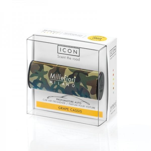Millefiori Autoduft ICON Animalier «Grape Cassis»