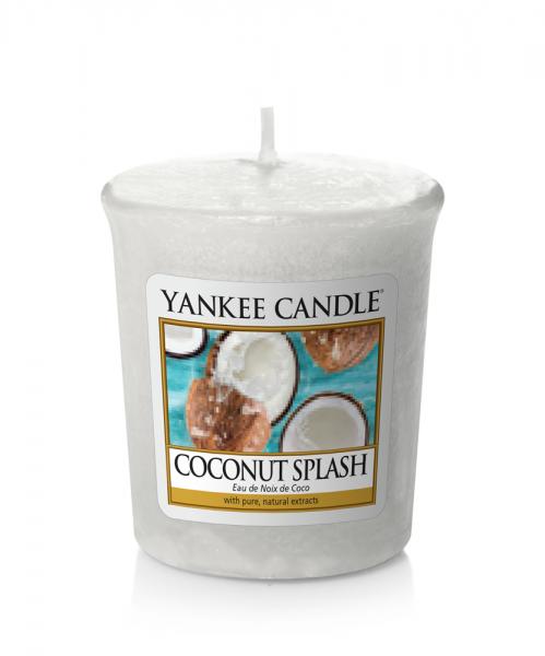 Yankee Candle Duftkerze «Coconut Splash» Votivkerze