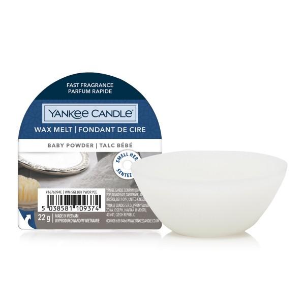 Yankee Candle «Baby Powder» Wax Melt